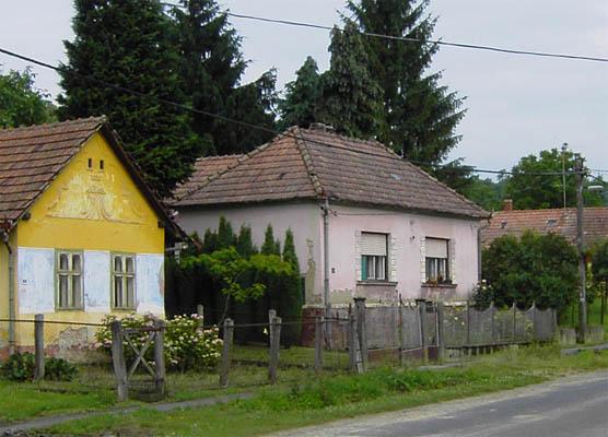 Haus pagita in Zalaujlak